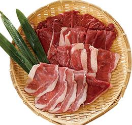 熟成牛切り落とし肉