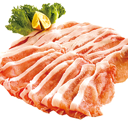 豚ローススライス