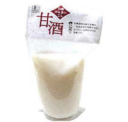 有機玄米こし甘酒(さらさら甘酒)