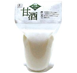 有機白米こし甘酒(さらさら甘酒)