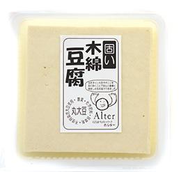 固い木綿豆腐