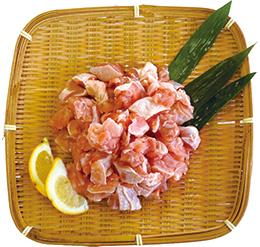 鶏モモ小間切(バラ凍結)
